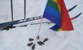 Snø, ski og sjokolademus er selve oppskriften på en jubileumstur med LT. (Foto:
