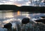 Solnedgang over Rottungen (foto Nina Didriksen).