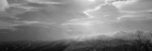 Utsikt i svart-hvitt (Foto: Katrin Wiegmann)