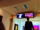 Dunkelt bowlingsinntrykk