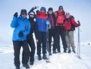 Velkommen til Mount Everest, eller Veslefjelltind (Foto: Vigdis Thoengen)