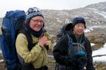 Kristin og Silje (Foto: Rine Grue Carlsen)