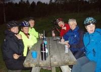 Endelig pause for slitne damer? Foto: Ragnhild Krogvik