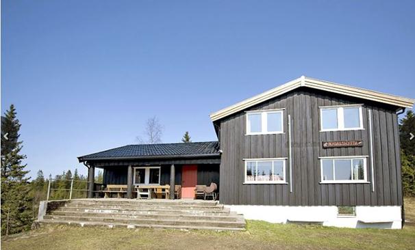 Nydalshytta står klar for LT-damene – bli med på hyttetur! (Foto: DNT Oslo og omegn)