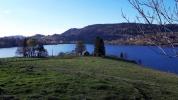 Nydelig dag ved Semsvann i Asker
