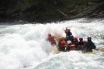 Bølgeridning 1 (Foto: Sjoa Rafting)