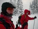 Marianne og Kari, godt innpakket (Foto: Anja Junker)