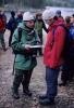Jorun og Nina i kartdiskusjon. Foto: Rine G. Carlsen