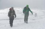 Frisk tur over fjellet (Foto: Rine Grue Carlsen)